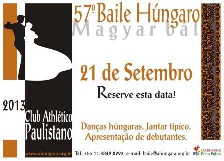 baile hungaro